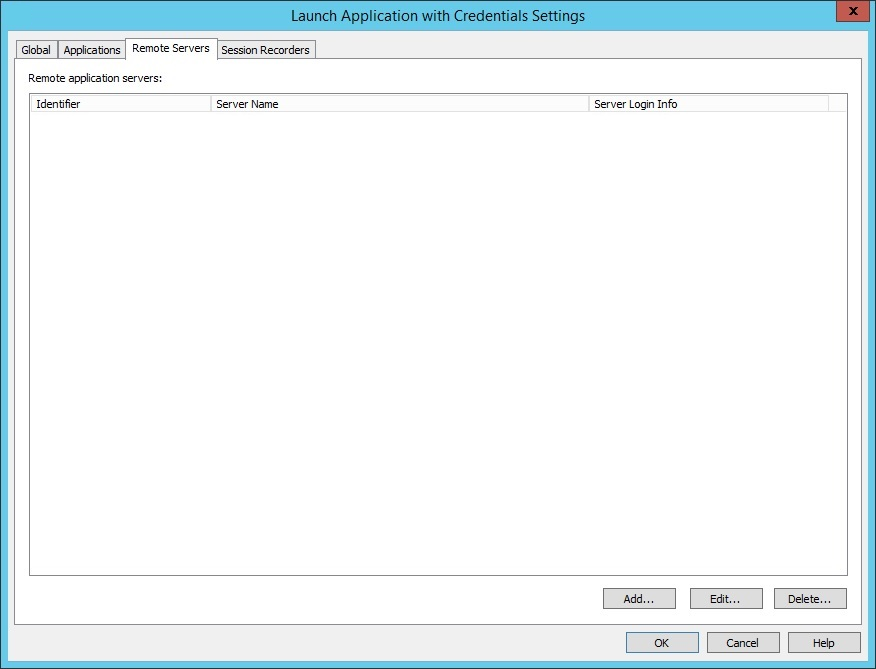 Configure the Jump Server Settings for BeyondTrust Privileged Identity