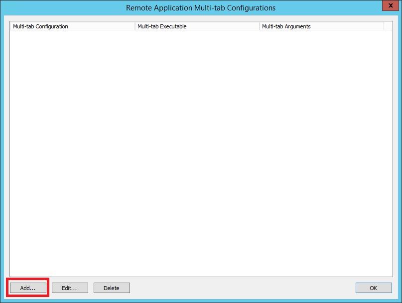 Configure Multi-Tab Support