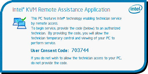 Support Intel® vPro Windows Systems