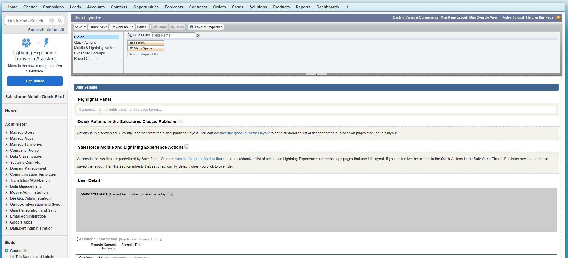 Configure Salesforce for Integration with BeyondTrust Remote