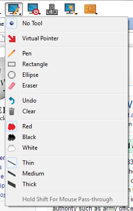 Use Annotations to Draw on the Remote Screen